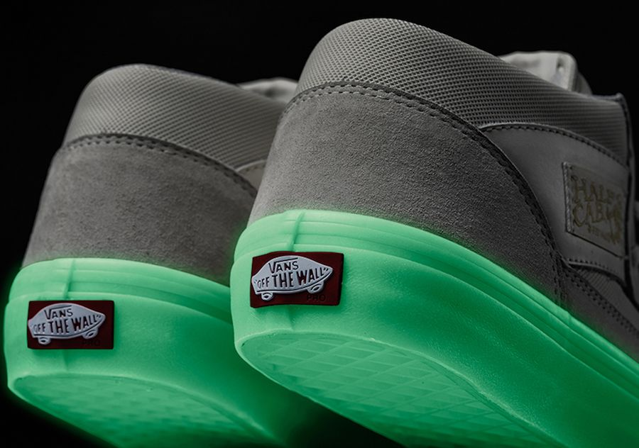 Vans The Pyramid Country x Vans Half Cab Pro Glow In The Dark