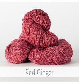 The Fibre Company Canopy Fingering, Red Ginger
