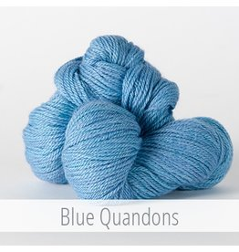 The Fibre Company Canopy Fingering, Blue Quandons (Discontinued)