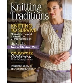 Interweave Knitting Traditions, Spring 2014 *CLEARANCE*