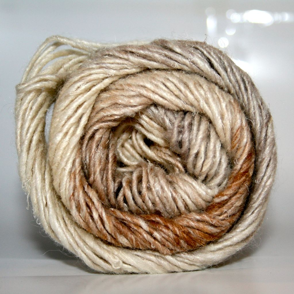 Noro Silk Garden, White/natural color 269 - For Yarn\'s Sake LLC