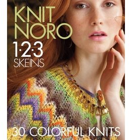 Noro Knit Noro: 1-2-3 Skeins, 30 Colorful Knits