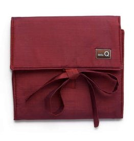 della Q The Que Circular Needle Case - Theo US 000 to US 6, Red