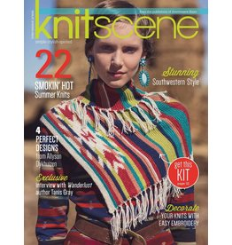 Interweave Knitscene, Summer 2015 *CLEARANCE*