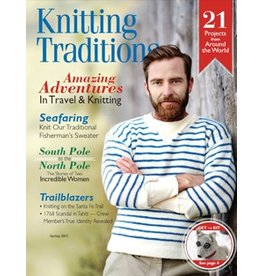 Interweave Knitting Traditions, Spring 2015 *CLEARANCE*