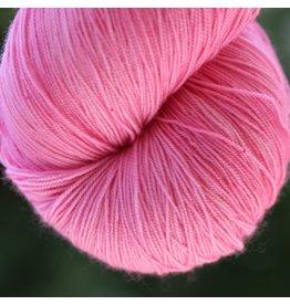 Black Trillium Fibres Silken Lace, Rosewater