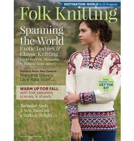 Interweave Folk Knitting 2015 *CLEARANCE*
