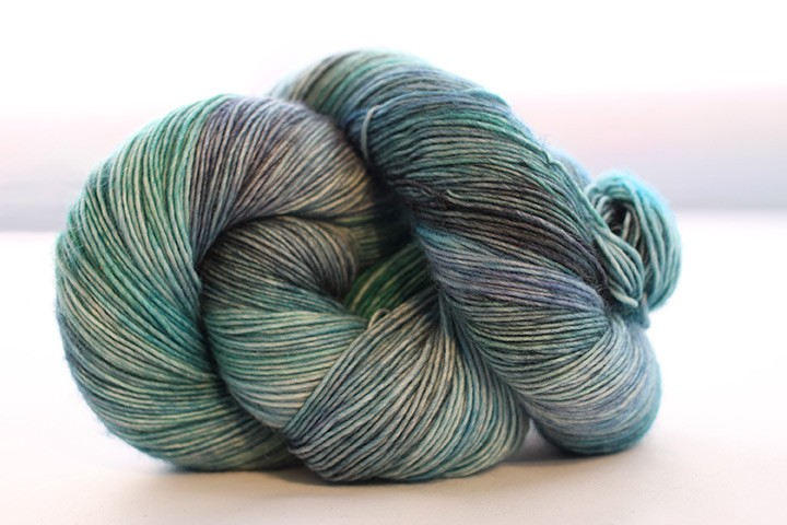 Dream in Color Jilly with Cashmere, Surf (Discontinued)