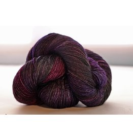 Dream in Color Jilly with Cashmere, Eggplant