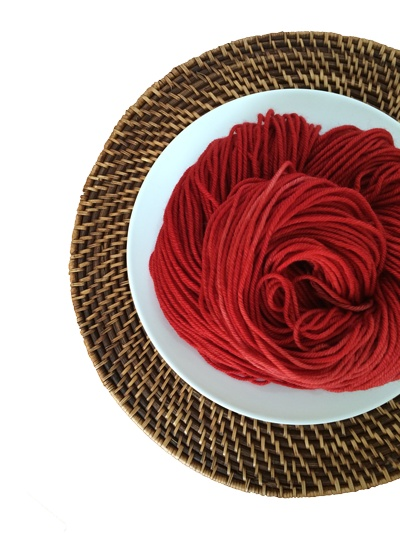 Delicious Yarns Frosting Fingering, Cherry