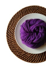 Delicious Yarns Frosting Fingering, Grape