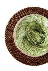 Delicious Yarns Frosting Fingering, Kiwi *CLEARANCE*