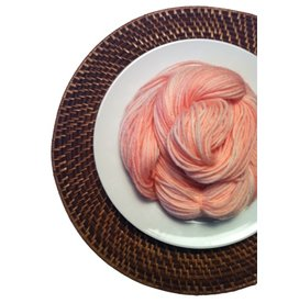 Delicious Yarns Frosting Fingering, Peach