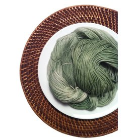 Delicious Yarns Frosting Fingering, Pistachio *CLEARANCE*