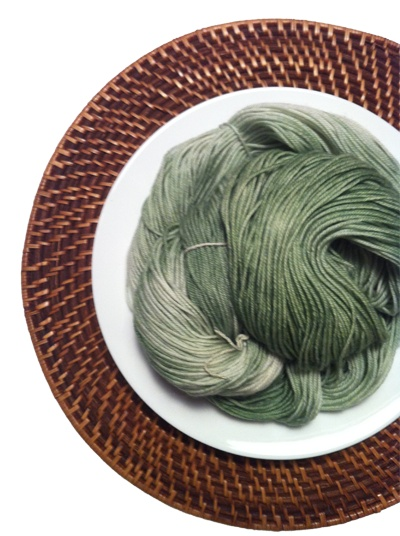 Delicious Yarns Frosting Fingering, Pistachio