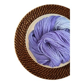 Delicious Yarns Frosting Fingering, Plum *CLEARANCE*
