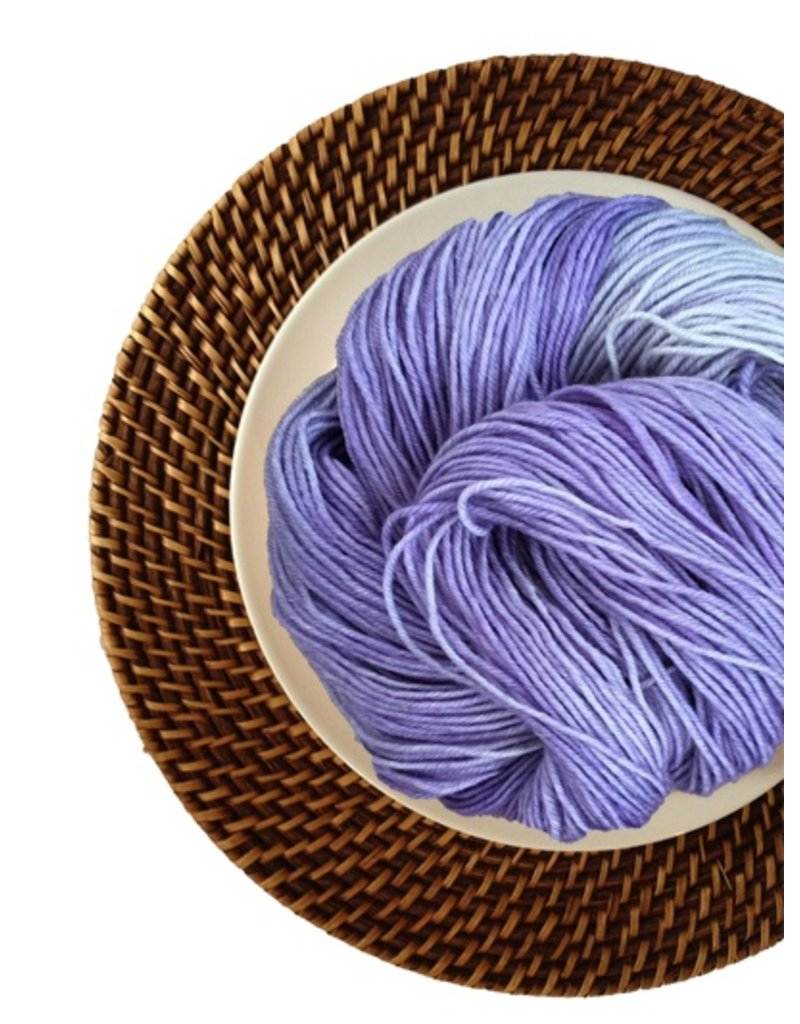 Delicious Yarns Frosting Fingering, Plum