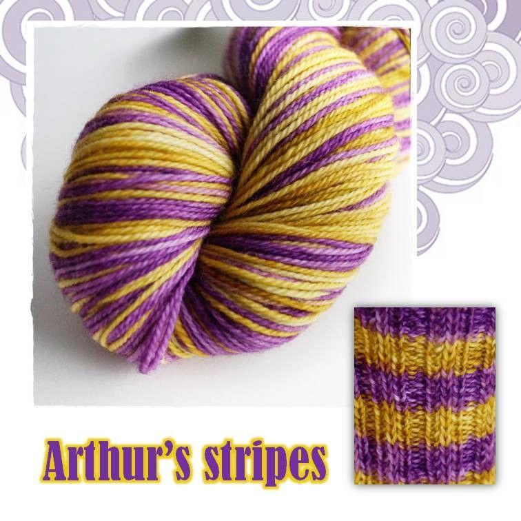 Biscotte & Cie Bis-Sock, Arthur's Stripes