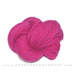 Lux Adorna Knits 100% Cashmere Sport, Hibiscus