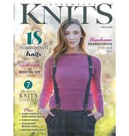 Interweave Interweave Knits, Spring 2016 *CLEARANCE*
