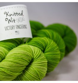Knitted Wit Victory Fingering Gradient Kit, Hops