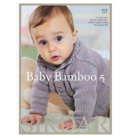 Sirdar Baby Bamboo Book 5