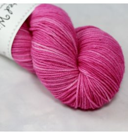 Knitted Wit Targhee Shimmer Worsted, Blush
