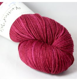 Knitted Wit Targhee Shimmer Worsted, Ex's Flannel Shirt