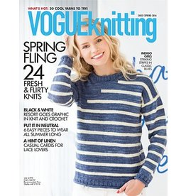 Soho Publishing Vogue Knitting, Early Spring 2016 *CLEARANCE*