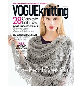 Soho Publishing Vogue Knitting Holiday 2015 *CLEARANCE*