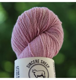 Sincere Sheep Silken Fingering, Sakura