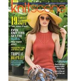 Interweave Knitscene, Summer 2016 *CLEARANCE*