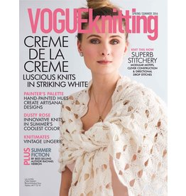 Soho Publishing Vogue Knitting, Spring / Summer 2016 *CLEARANCE*