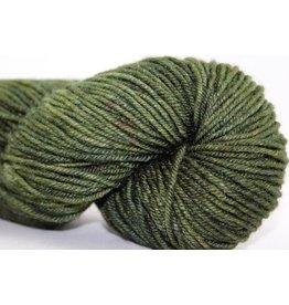 Knitted Wit Targhee Shimmer Worsted, Cedar (DNO)