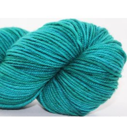 Knitted Wit Victory DK, Kiss & Teal