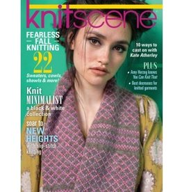 Interweave Knitscene, Fall 2016