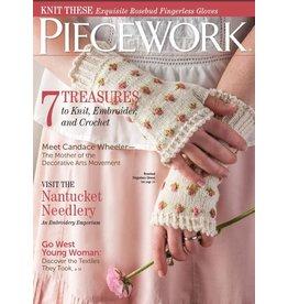 Interweave Piecework, July/August 2016