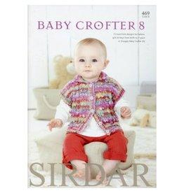 Sirdar Baby Crofter Book 8
