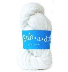 Skacel Rub-A-Dub, White