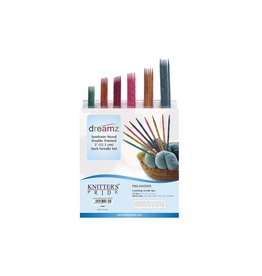 Knitters Pride Dreamz Double Point Needle Set, 5-inch