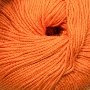 Cascade Yarns S/220 Superwash, Orange Color 825