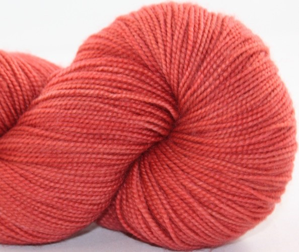 Alpha B Yarns BFF B, It's Red Clay