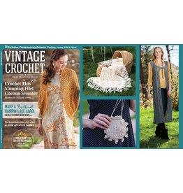 Interweave Vintage Crochet, Summer 2016