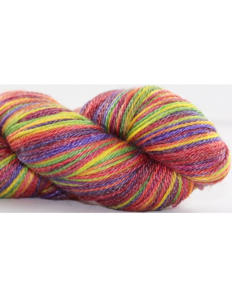 Abstract Fiber Alex, Rainbow Candy