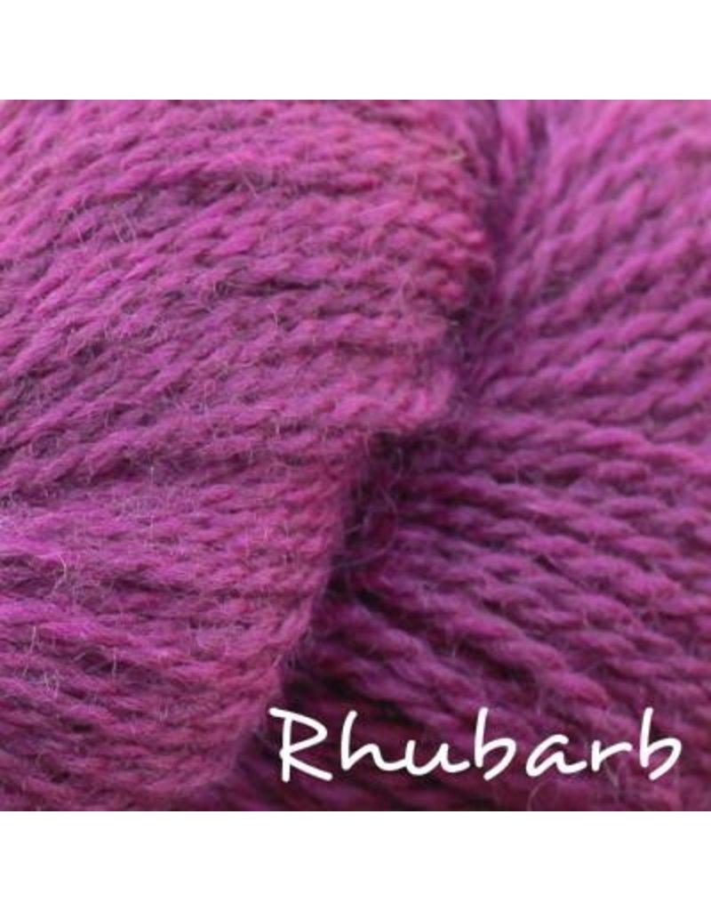 Baa Ram Ewe Dovestone DK, Rhubarb