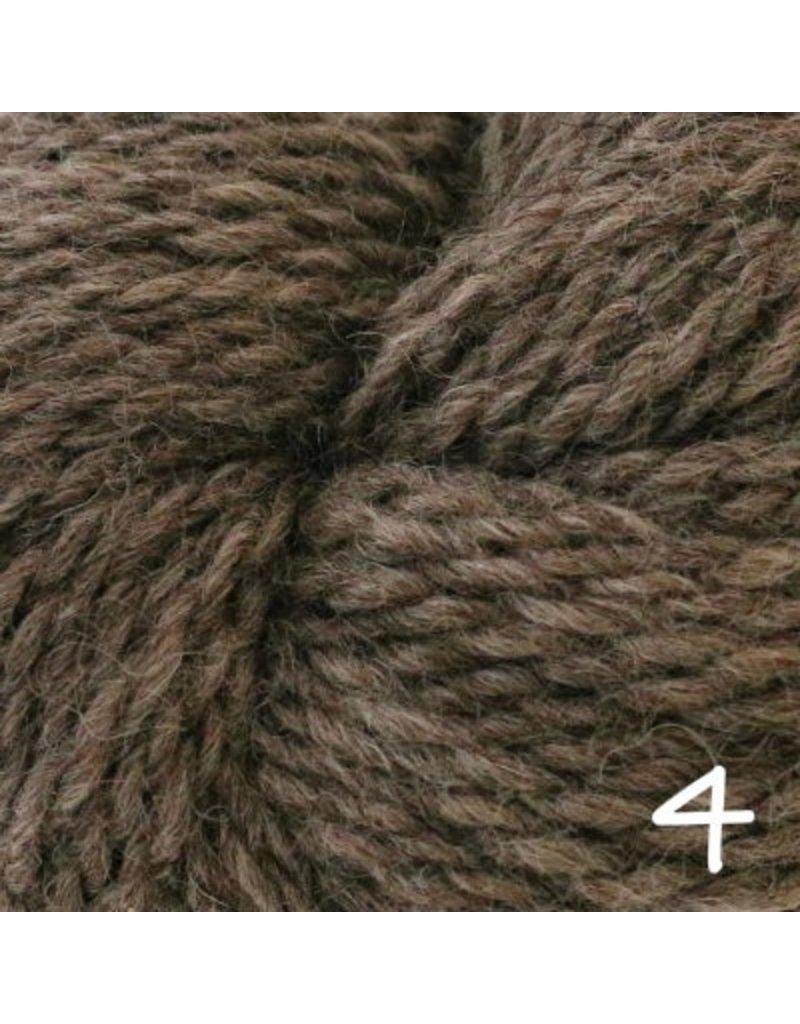Baa Ram Ewe Dovestone Natural Aran, Color 4