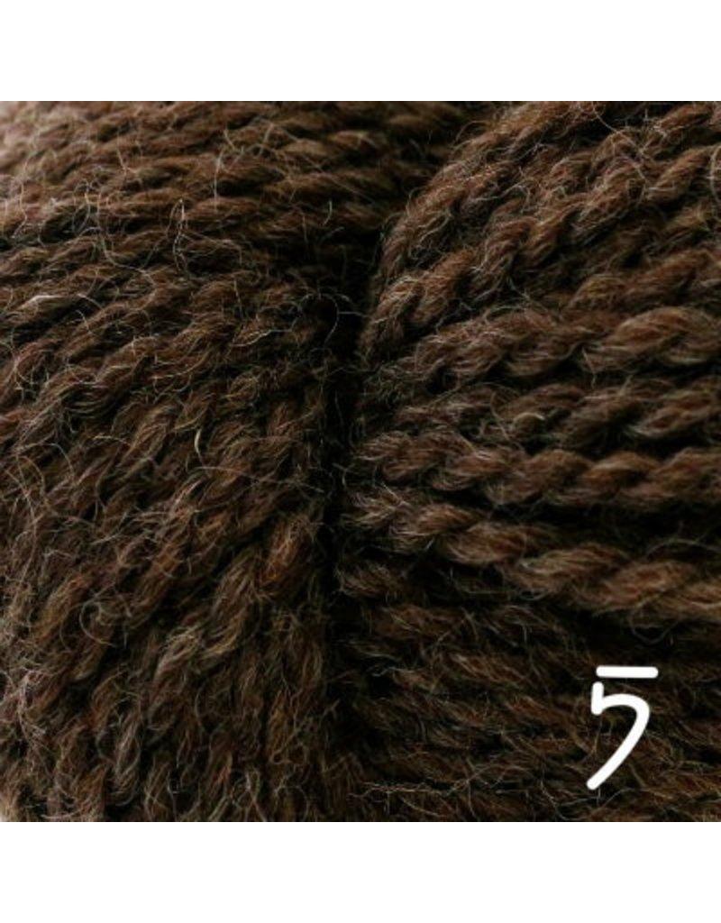 Baa Ram Ewe Dovestone Natural Aran, Color 5