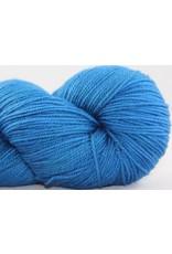 Abstract Fiber Temptation Sock, Azure *CLEARANCE*