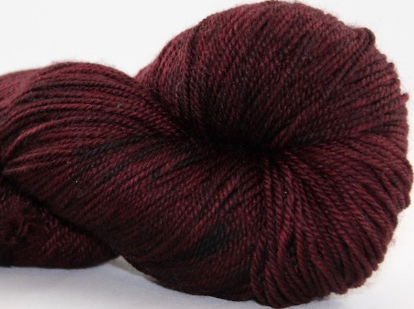 Abstract Fiber Temptation Sock, Port *CLEARANCE*