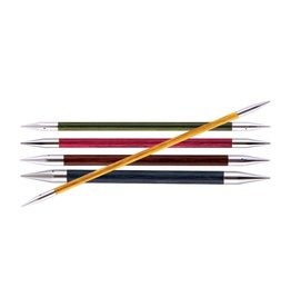 Royale 6-inch Double Point Needles, US 3